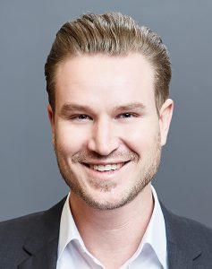 Benjamin Discher Geschäftsführer von Kresse & Discher