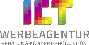 ICT Werbeagentur Logo